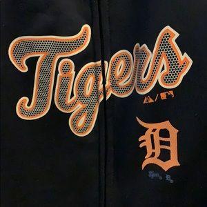 Detroit zip hoodie size xl